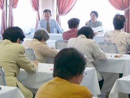 砂文字短歌大会平成18年大会