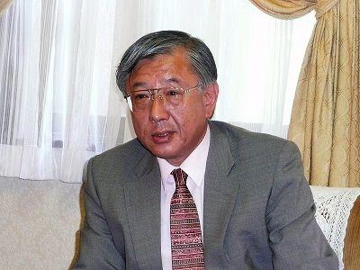 みやじま興産(株)江嶋昭吉常務取締役