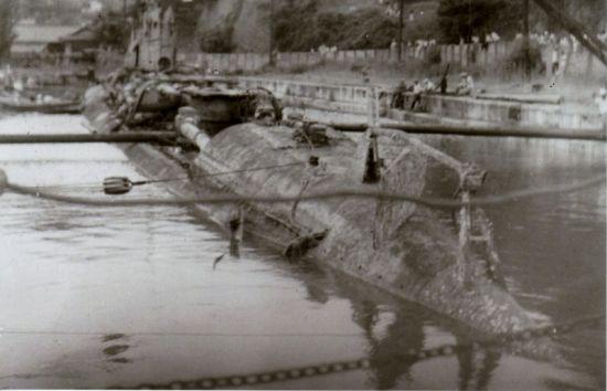 伊33号潜水艦