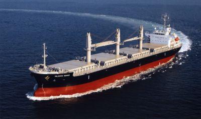 ばら積貨物船「バレンテ ビーナス」