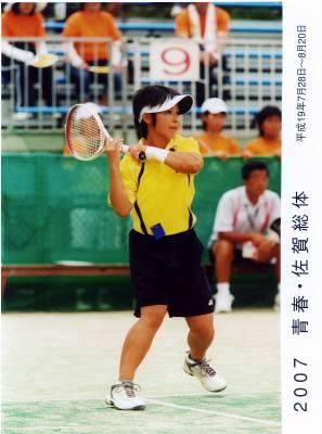 西永みさき選手