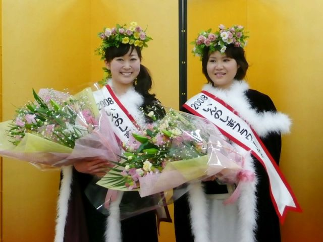 高田祐子さんと藤澤亜希子さん
