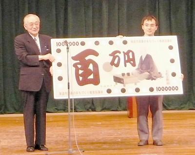 坂井秀至七段(関西棋院)優勝