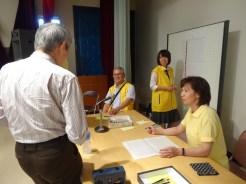 因島高校生徒が本因坊秀策杯手伝い