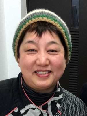 切り絵作家・吉田路子さん