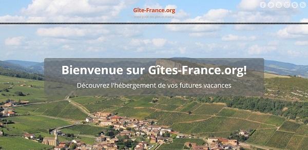 Le site www.gite-france.org est un annuaire spécialisé dnas les gîtes et maisons d'hôtes en France.