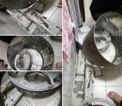 洗衣機內槽清洗 專人到府服務
