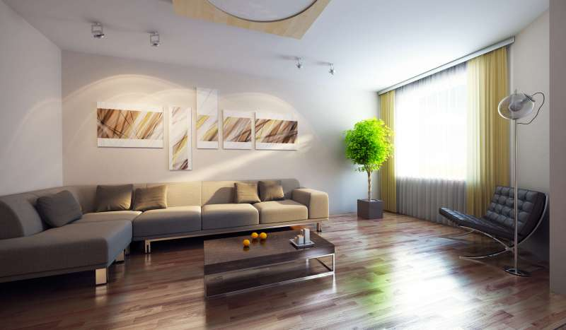 室內裝潢窗簾設計