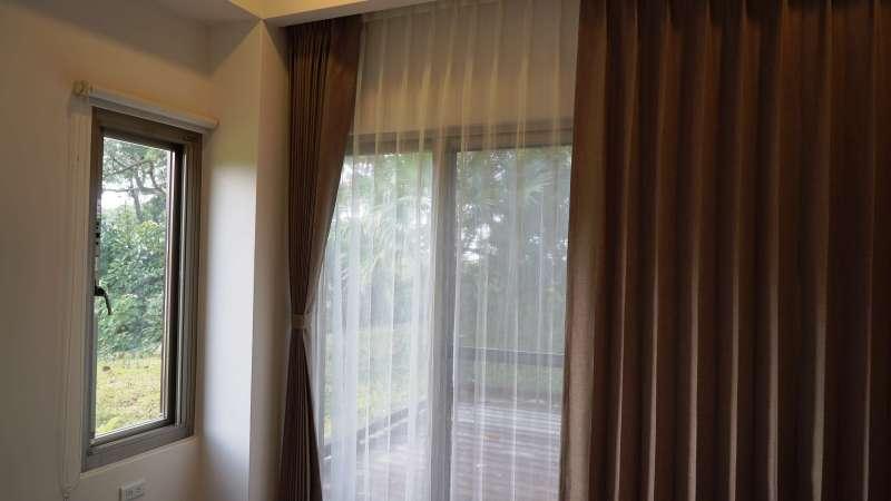 民宿防焰窗簾布