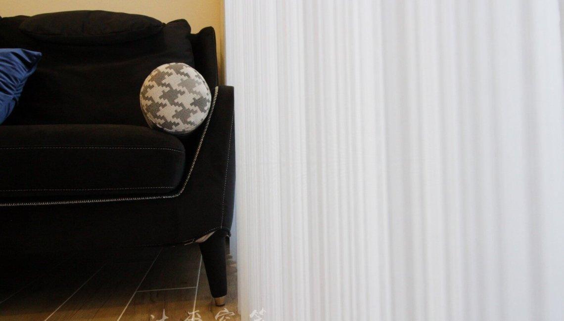 頭份窗簾推薦 沐爾窗簾 極簡魅力 漫射柔光 窗簾設計