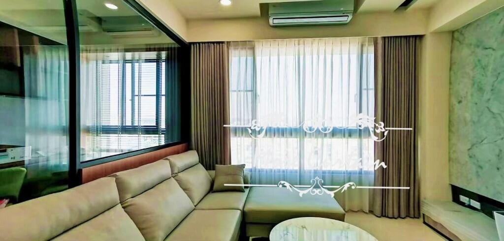 頭份窗簾設計 沐爾窗簾團隊 新家裝潢窗簾規劃案例