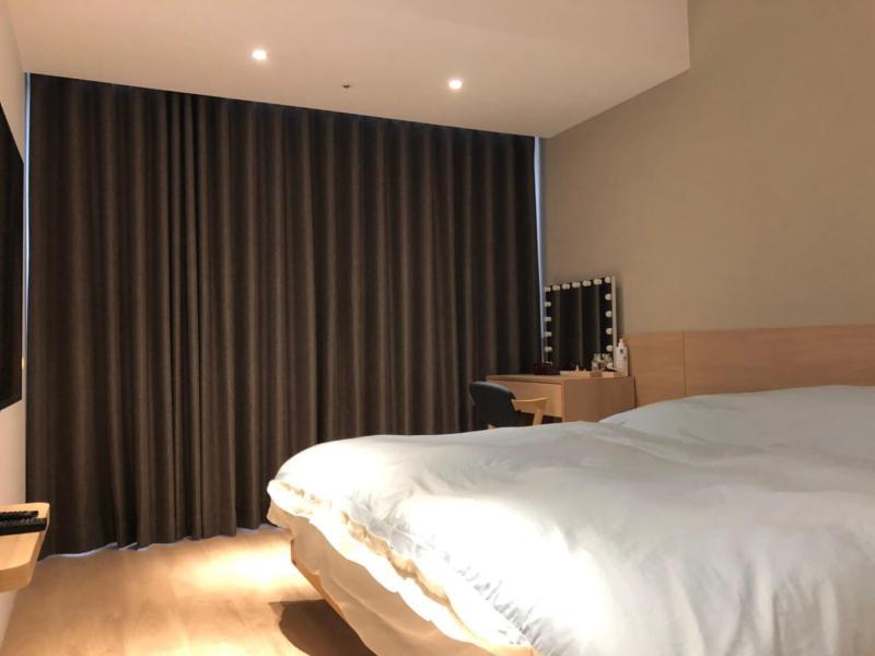 房間窗簾 完全遮光 台中市 北屯區 窗簾推薦