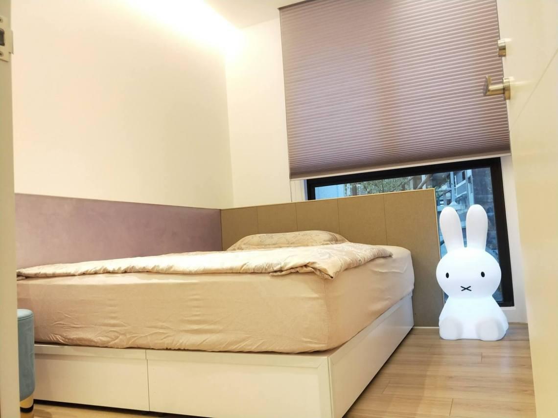 房間 臥室窗簾 HunterDouglas風琴簾 遮光 防曬 降溫 抗敏 防塵