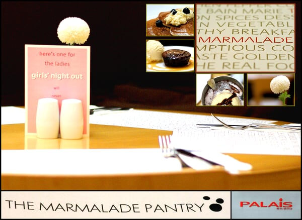 Marmalade Pantry @ Palais Renaissance