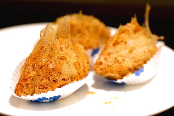 Deep Fried Yam Puff