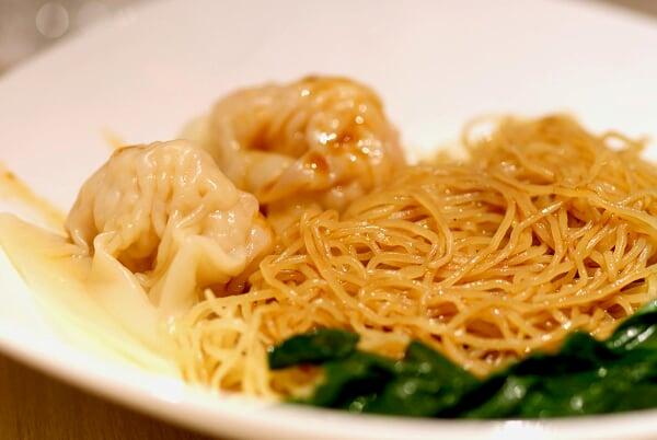 Prawn Wonton Noodle (Small)