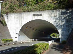 道正トンネル