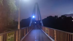 はねたき橋