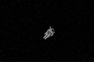 宇宙飛行士の死