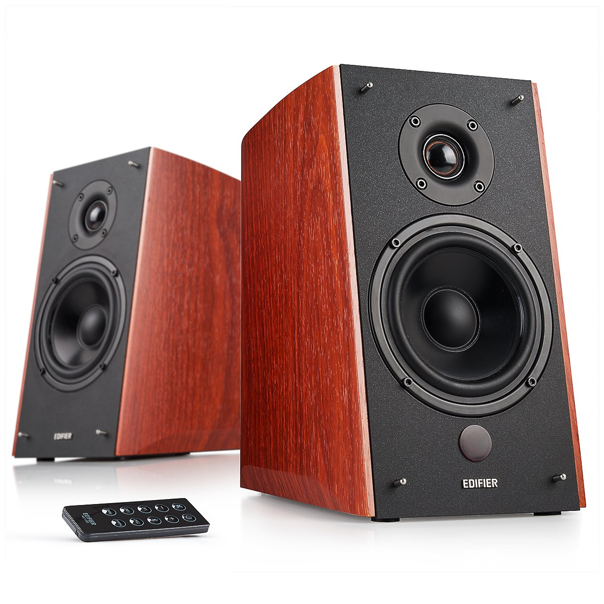 edifier r2000db powered bluetooth bookshelf speakers - near-field