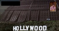 The dome, which is always relevant to all the other ideas in this blog. The land of Holy Wood, and Ed Wood directing Truman's life from the Moon (illusion,dream,mystery)