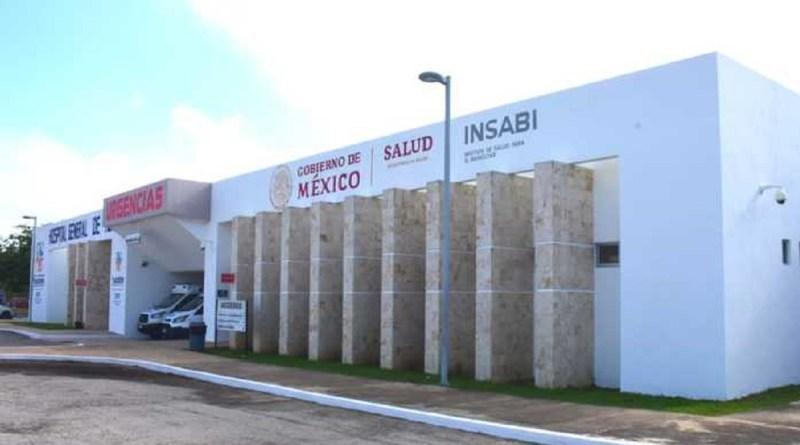 Contamos con primer Hospital General Insabi