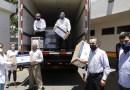 """Recibe Hospital General """"Dr. Miguel Silva"""", donación de equipo para protección de personal"""