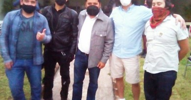 Alfredo Flores se registra por morena como aspirante a candidato por el distrito XVII