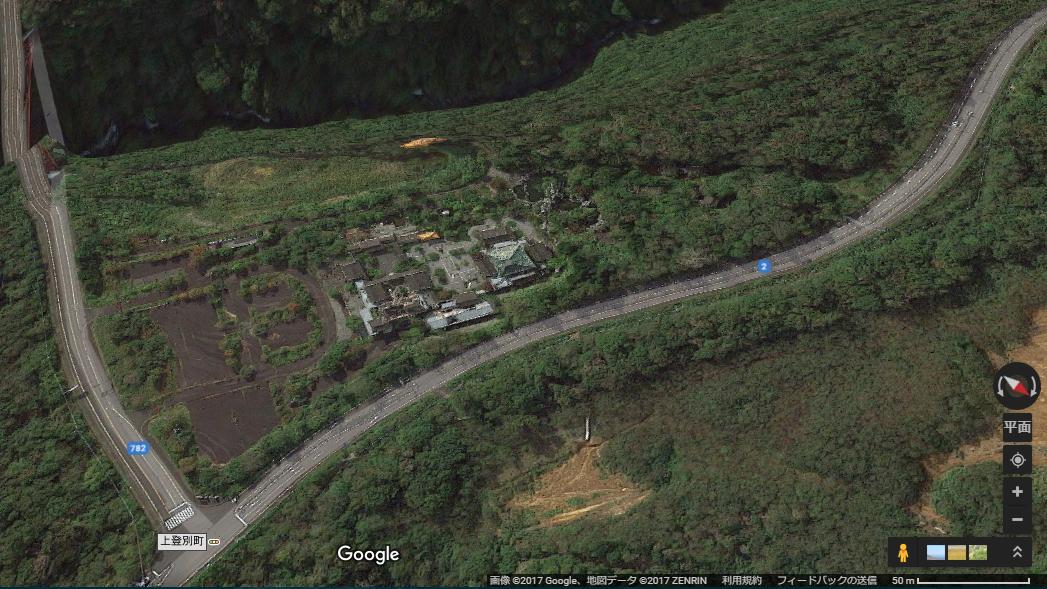 「天華園」北海道・登別にある廃墟化した中華テーマパーク