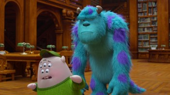 Monster's UNiversity Sully and Squishy Library