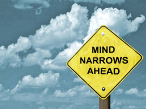 narrow mind