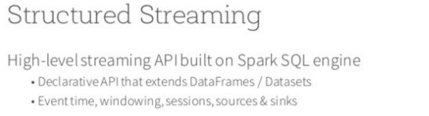 Spark Structured Streaming