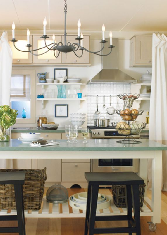 Kitchen designs for small spaces 2015-2016   Fashion ... on Small Space Small Kitchen Ideas  id=58431
