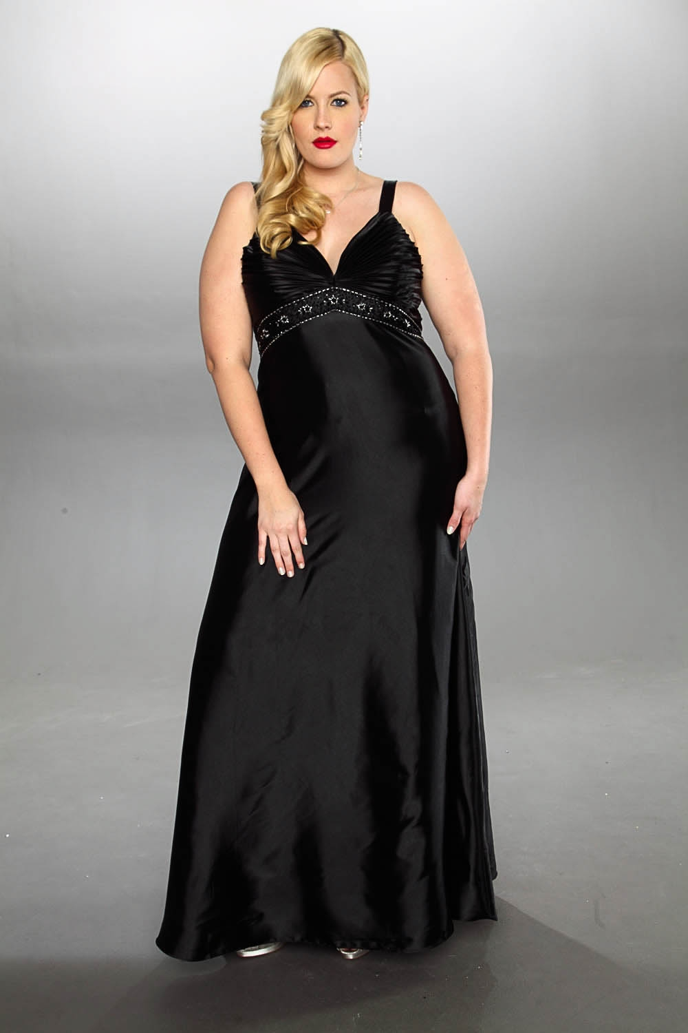 Plus Size Black Dresses For Weddings Shopping Guide We