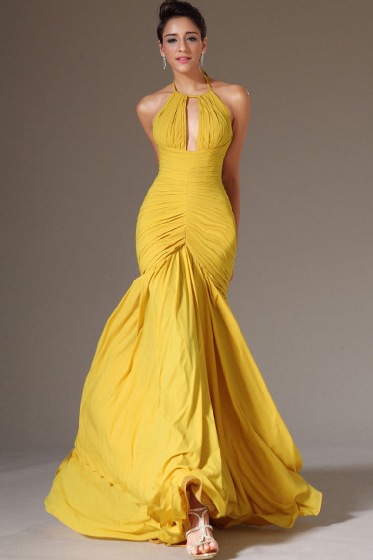 Yellow Tea Length Bridesmaid Dresses Shopping Guide We