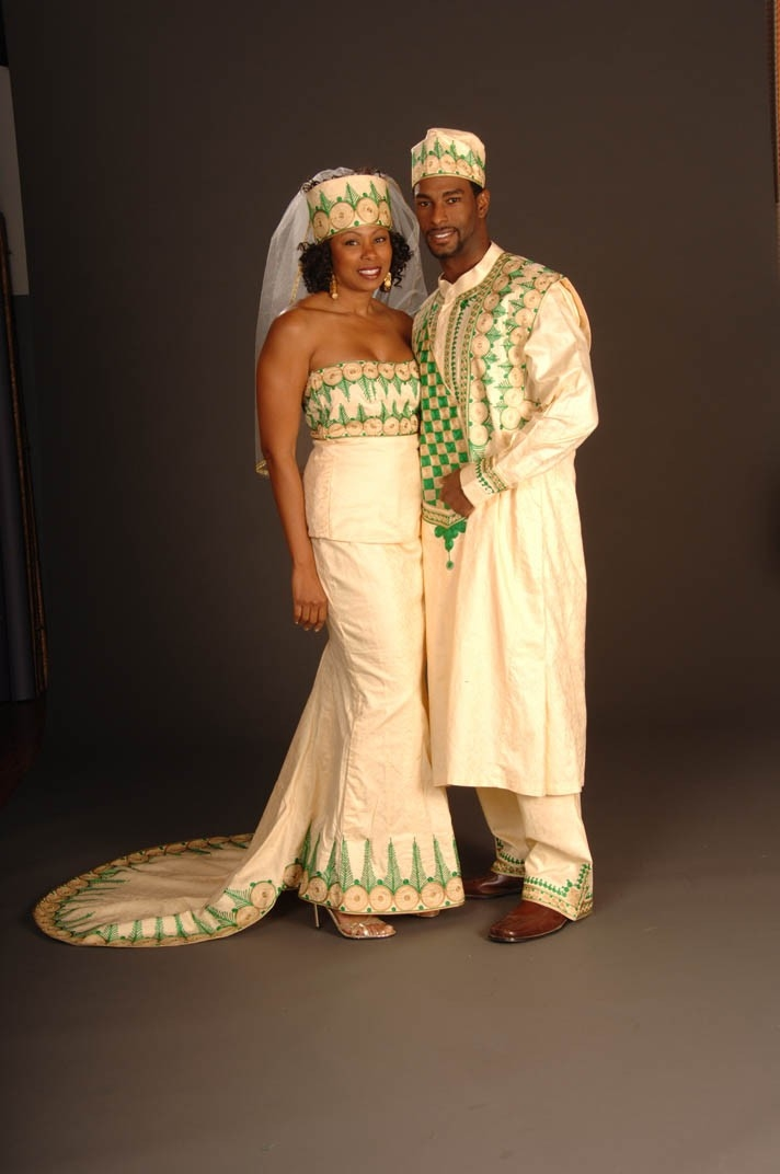 Dresses Fashion Traditional African