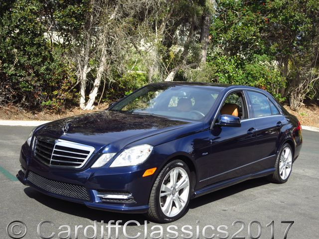 2012 Used Mercedes Benz E350 Sport At Cardiff Classics