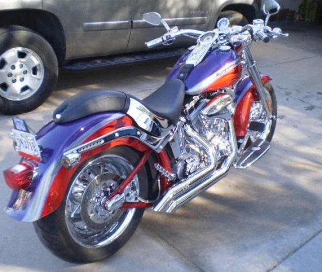2006 Harley Davidson Cvo Screamin Eagle Fat Boy