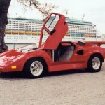 1986 Lamborghini Countach Replica For Sale Near Miami Florida 33179 Classics On Autotrader