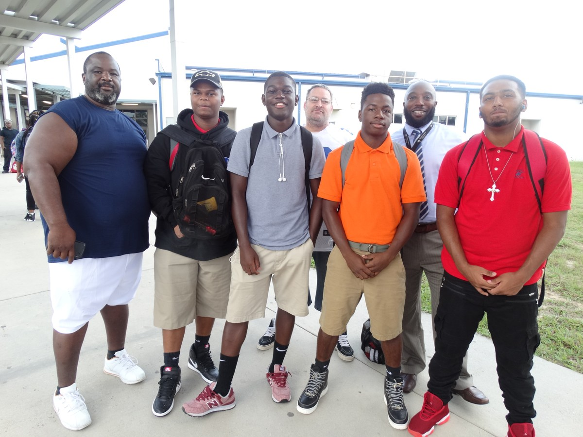 Hardeeville Elementary School Students
