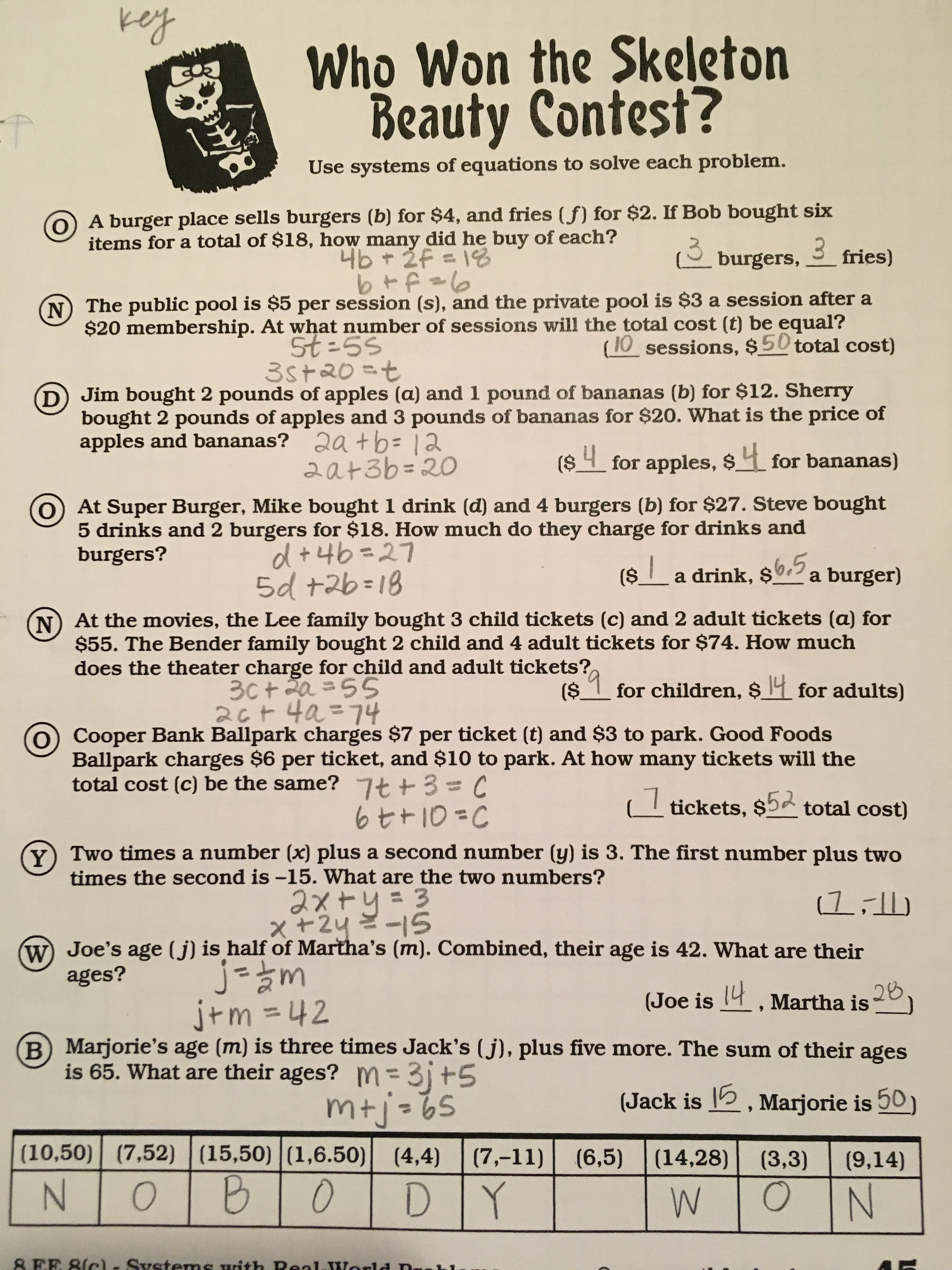Volumes Of Cones Cylinders And Spheres Independent Practice Worksheet Answer Key