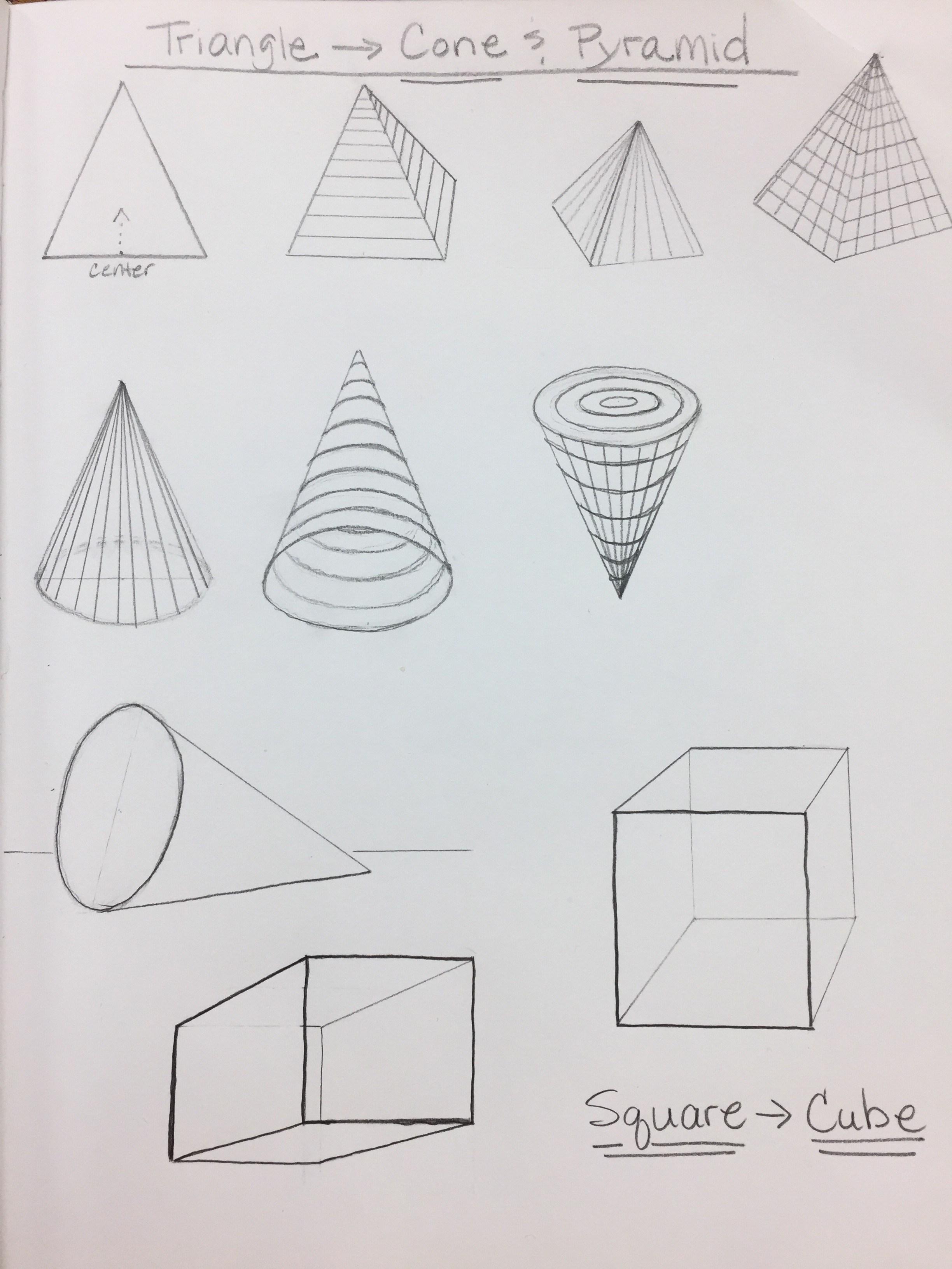 Art I Curriculum Amp Sketchbook Jennifer Burford Collierville High School