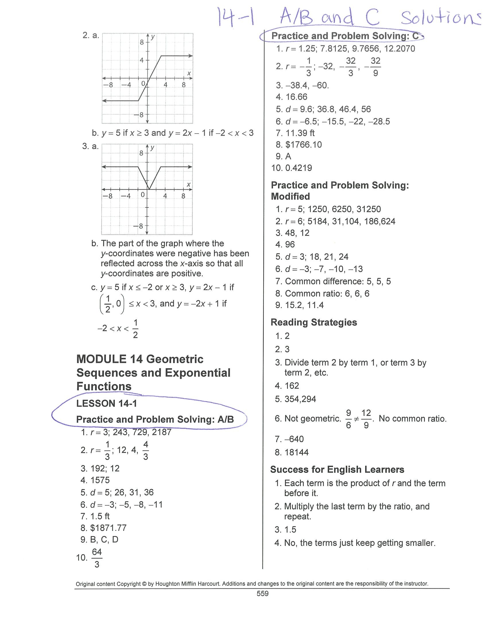 Reasoning With Linear Equations And Inequalities Study Guide