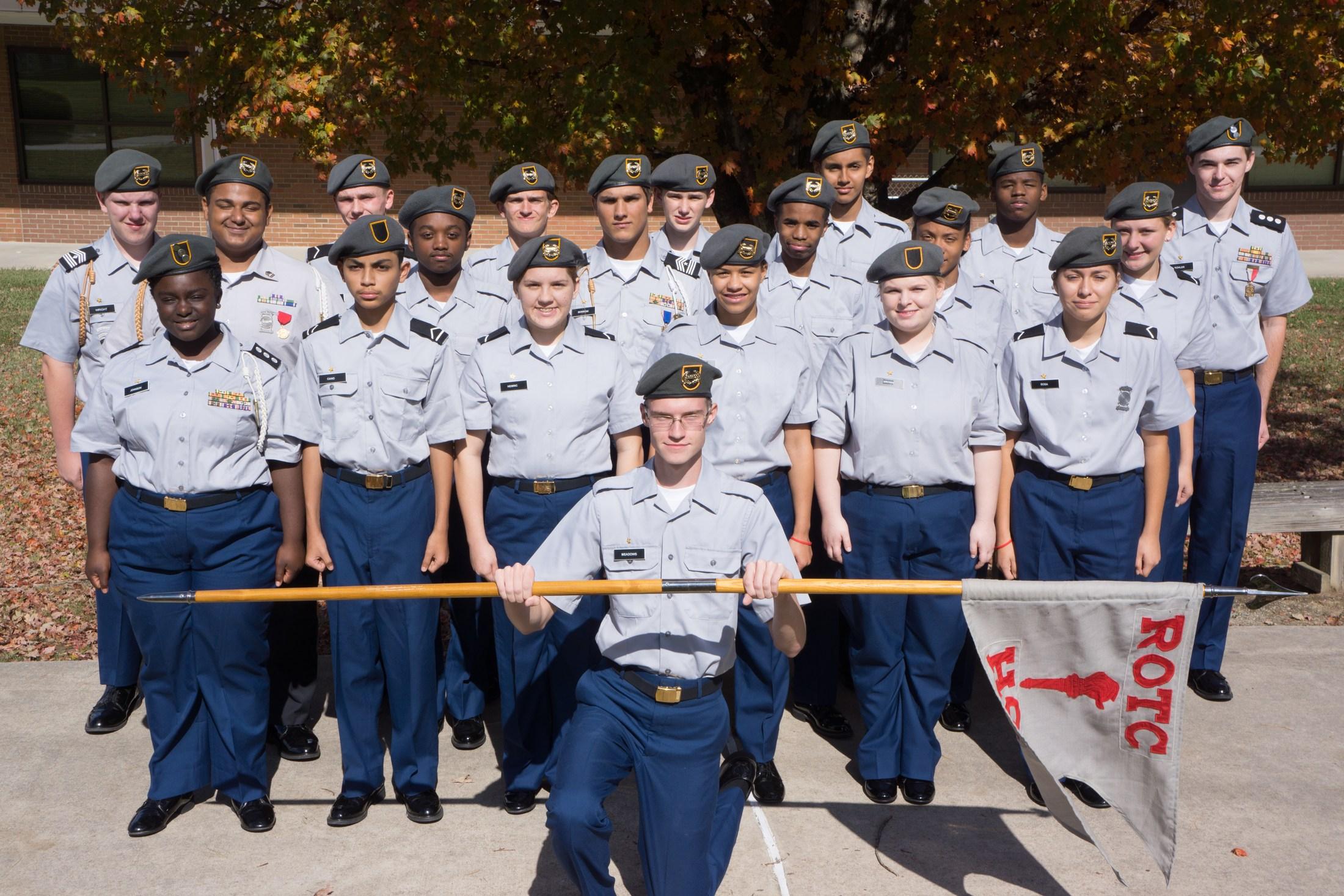 Thomasville High School Army Junior Rotc Rotc Thomasville High School