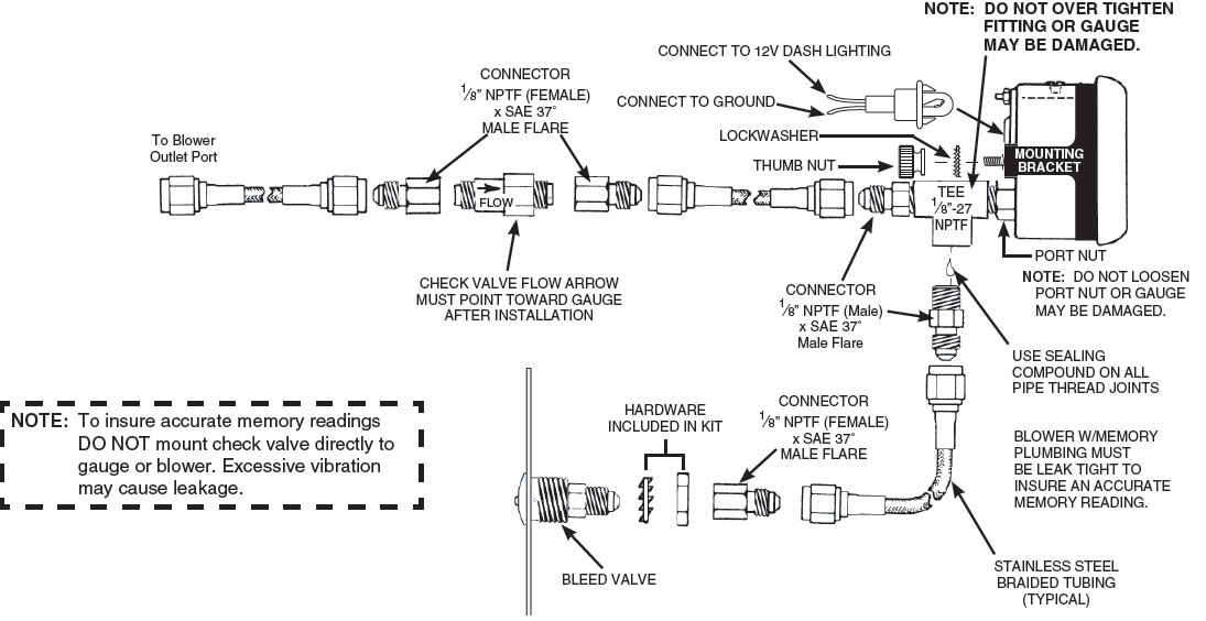 Sun Gauge Wiring Diagram