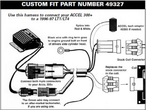 How to Install a Accel Performance Tach Adapter in your 19841995 Mustang | AmericanMuscle