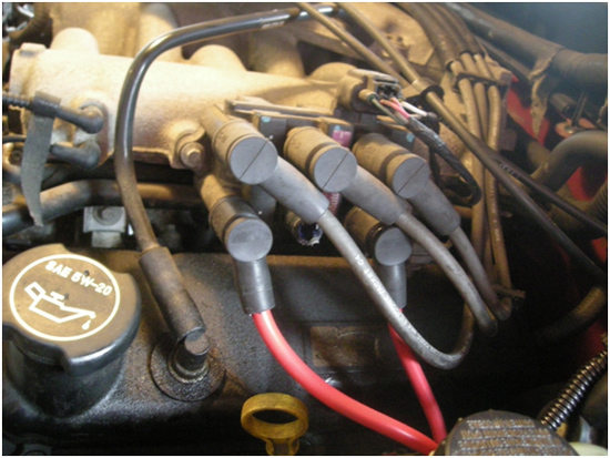 1994 Ford Spark Firing Diagram Ranger Plug 40l Order