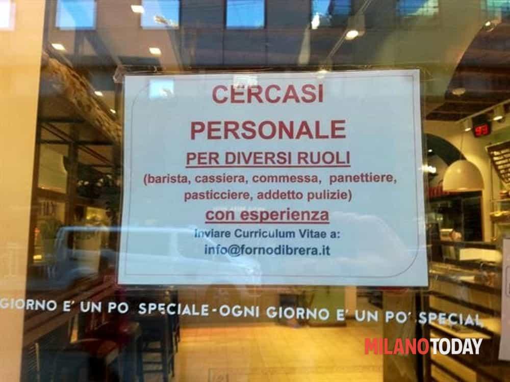 Milano Panetteria Cerca Dipendenti Non Riesce A Trovarli