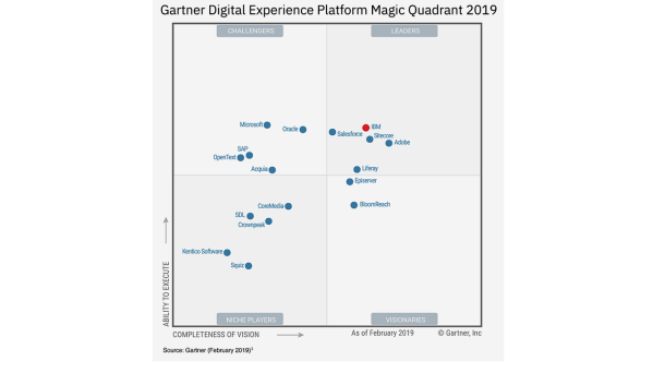 Digital Experience Analyst Reports | IBM