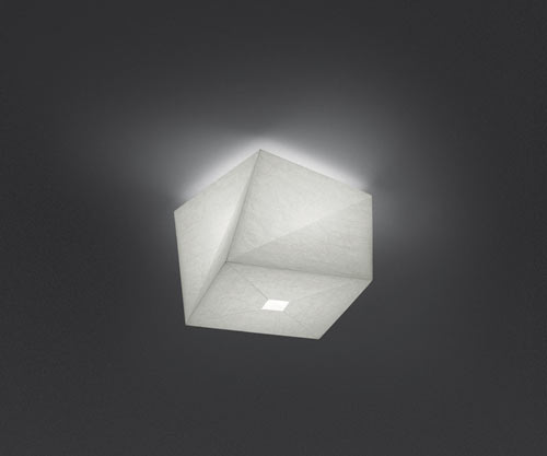 In ei by issey miyake for artemide putty for Artemide issey miyake